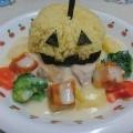 ハロウィン企画④「ハロウィンかぼちゃシチュー」