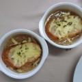 クリスマス企画第1弾「オニオングラタンスープ」