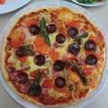 クリスマス企画第3弾「生地から作る簡単ピザ」