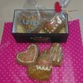 バレンタイン企画「ハートチョコパイ」